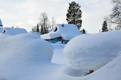 В мире зимы. PR