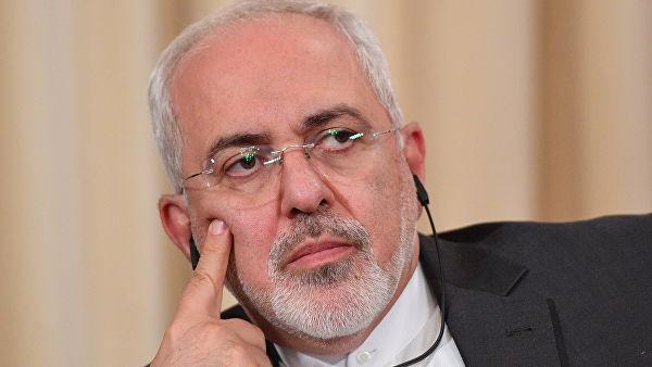 В МИД Ирана объяснили попытку Зарифа уйти в отставку