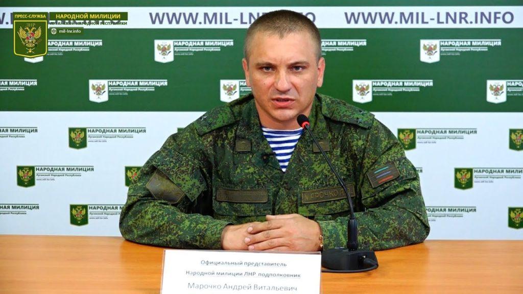 В ЛНР прибыли около 100 боев…
