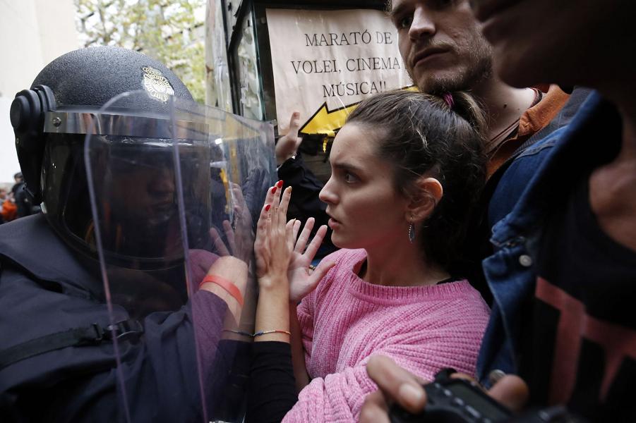 О каталонском ящике Пандоры