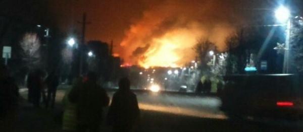 Взрывы в Балаклее приближают…