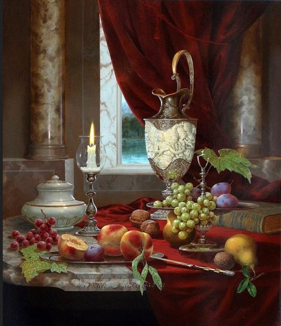 художник Gyula Boros (Дьюла Борос) картины – 12