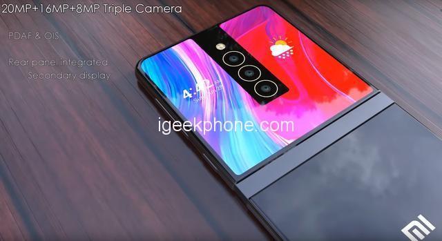 Вслед за Samsung и Huawei, Xiaomi выпустит складной смартфон в 2019 году новости