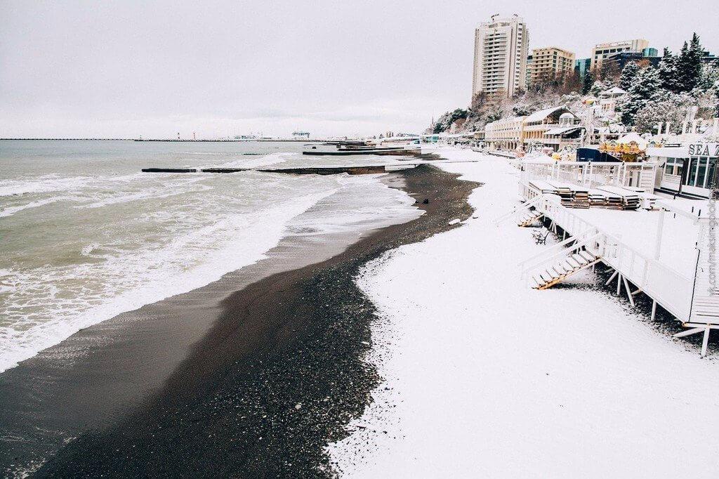 море в сочи зимой фото поздравляю днем рожденья