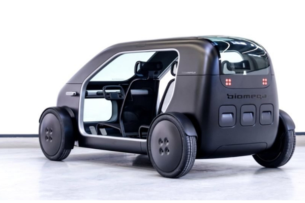 Датчане представили общедоступный электромобиль