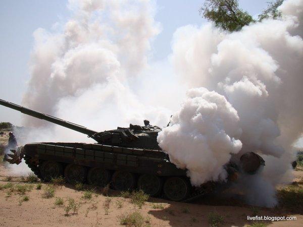 Дымовая завеса танка: США по…