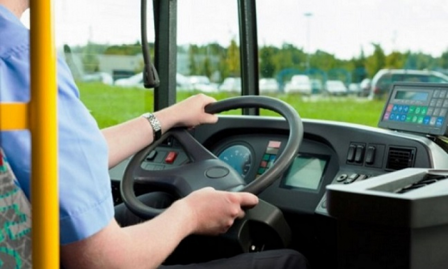 Водитель размышляет  о странном поведении пассажиров, не входящих в автобус авто и мото,автоновости