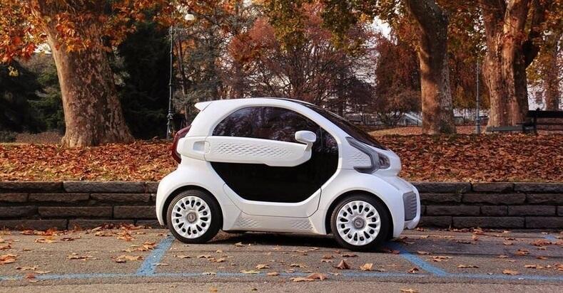 3D-печатный электромобиль за $10 тыс выпустят в продажу в Китае