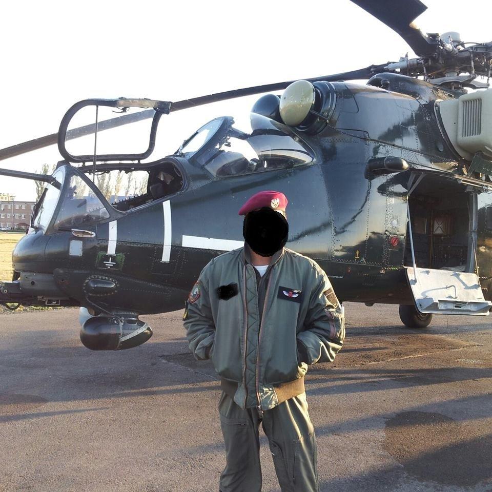 Первый вертолет Ми-35М для Пакистана