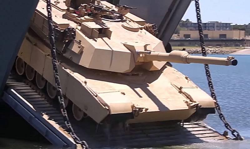 Наиболее боеспособный род войск США лишили танков и артиллерии Новости