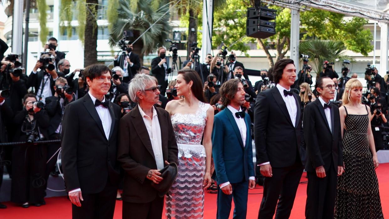Российские фильмы получили награды на кинофестивале в Каннах Общество