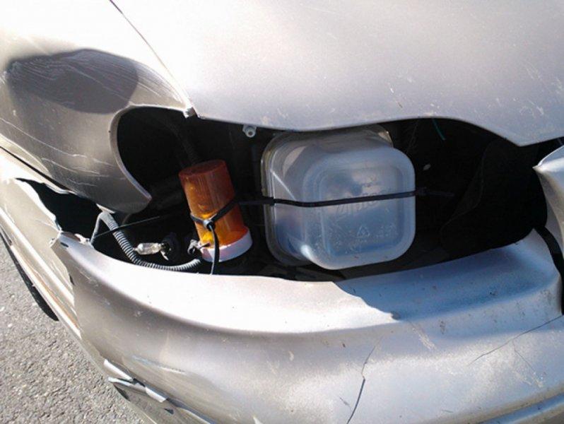 Забавные технологии по ремонту автомобилей