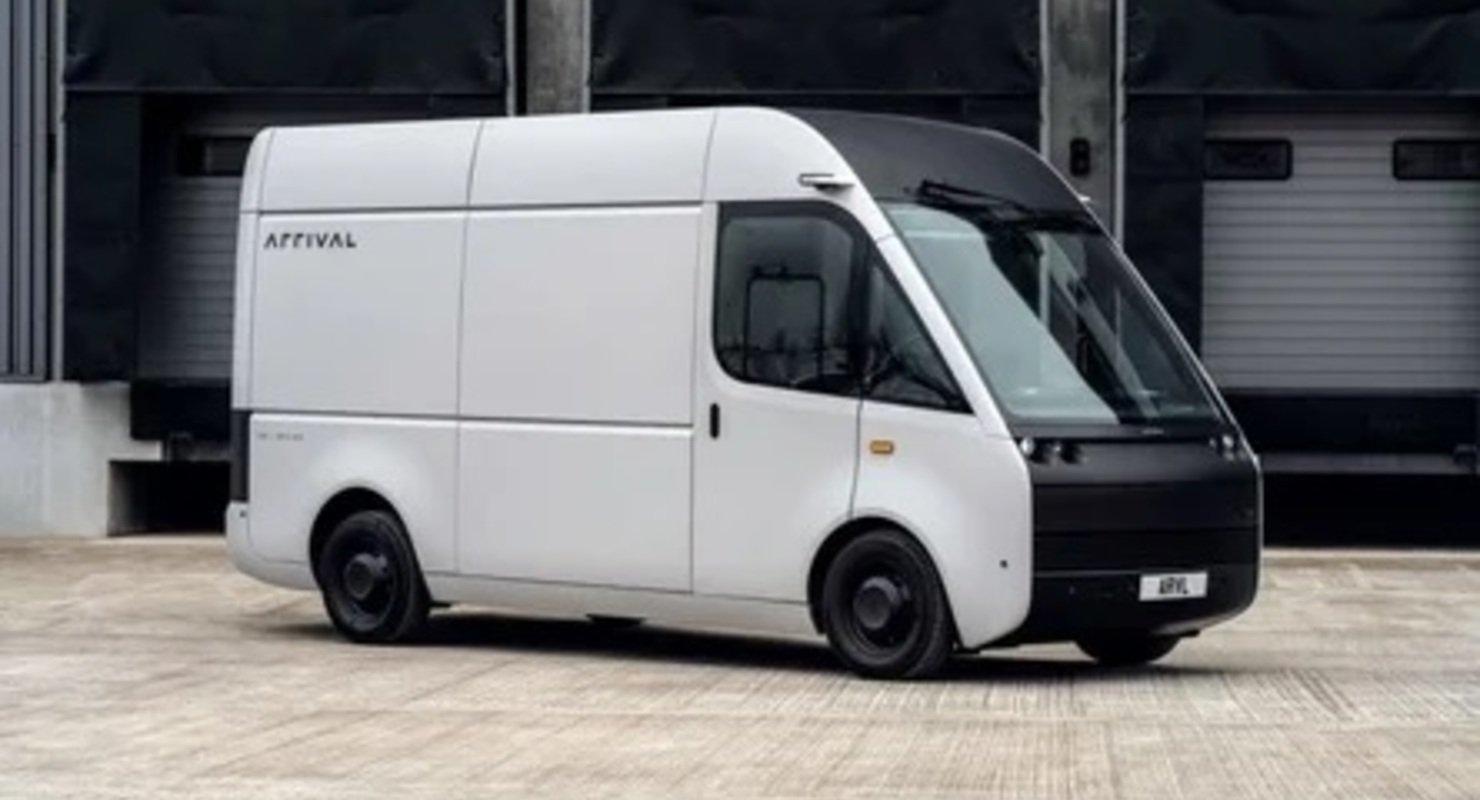 Бывший замглавы Минкомсвязи представил электрический фургон Автомобили