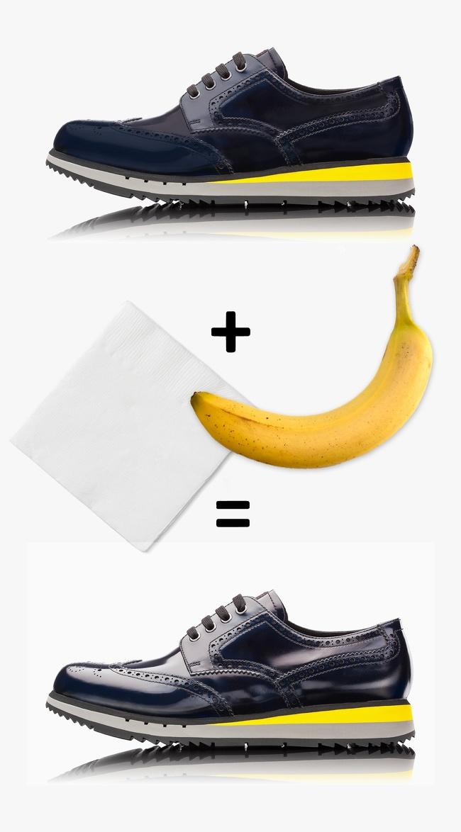 12 быстрых способов заставить выглядеть обувь так, будто вы ее только что купили
