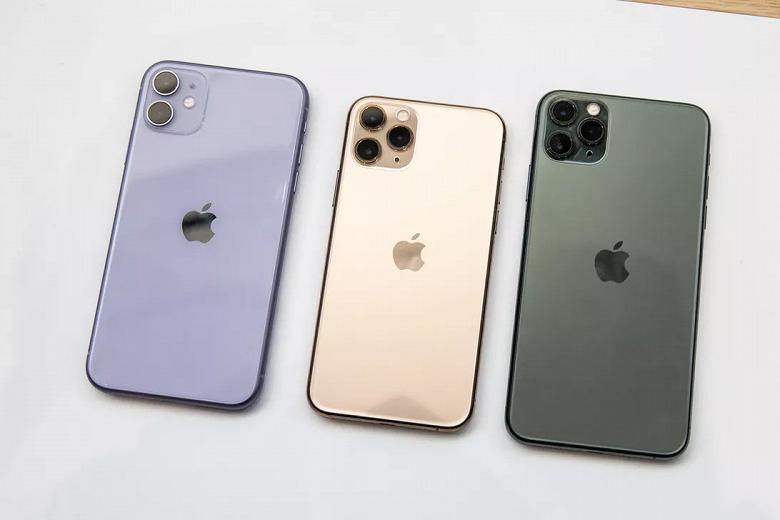 У всех по 4 ГБ ОЗУ. iPhone 11, iPhone 11 Pro и iPhone 11 Pro Max ничем не удивили в AnTuTu новости,смартфон,статья