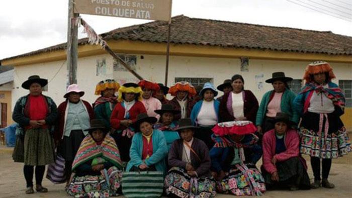 Женщины одной деревни. Все они были в свое время принудительно стерилизованы.