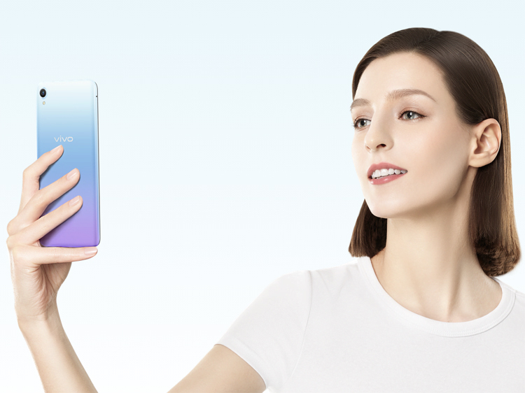 Представлен бюджетный смартфон Vivo Y1s новости,смартфон,статья