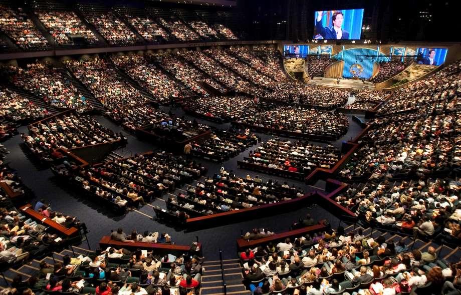 Самая большая церковь в мире