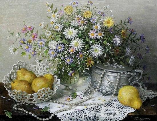 художник Лидия Даценко картины – 25