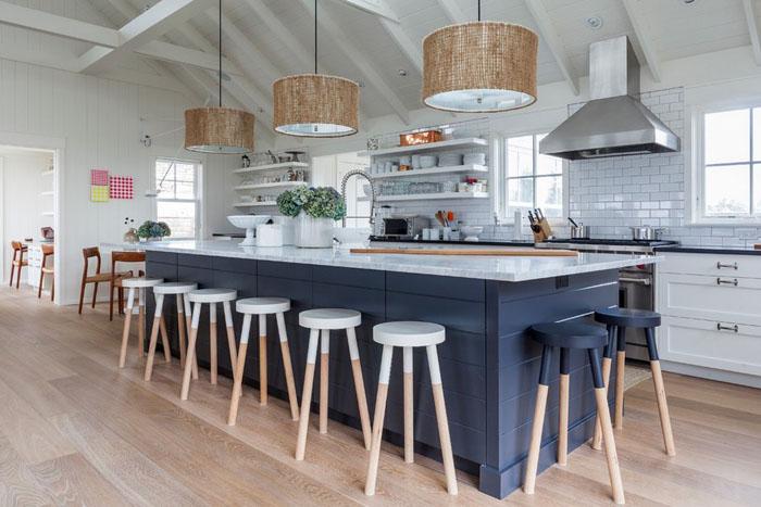 Интерьер кухни от Siberian Floors