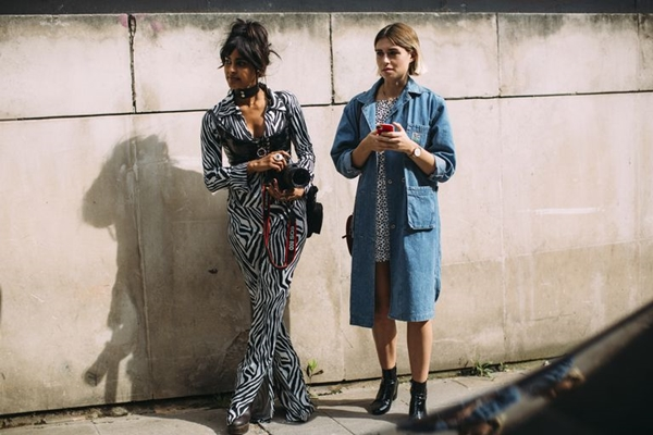 Джинсовые куртки – модные тенденции на осень 2019