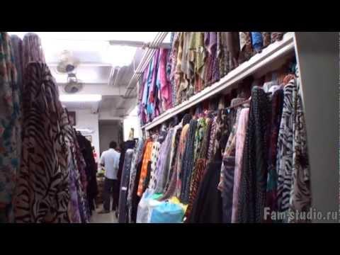 Бангкок - район Маленькая Индия (клип)