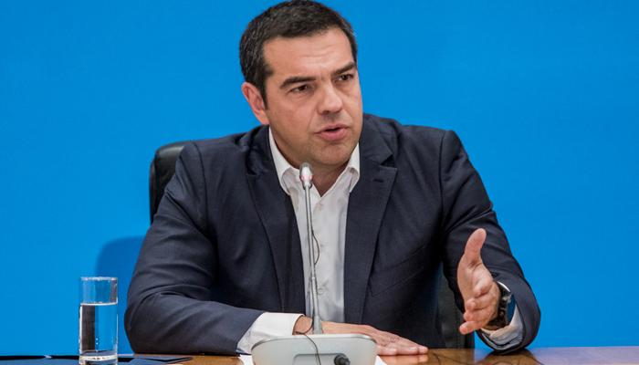 Новый премьер Греции вернул традицию присяги на Евангелии
