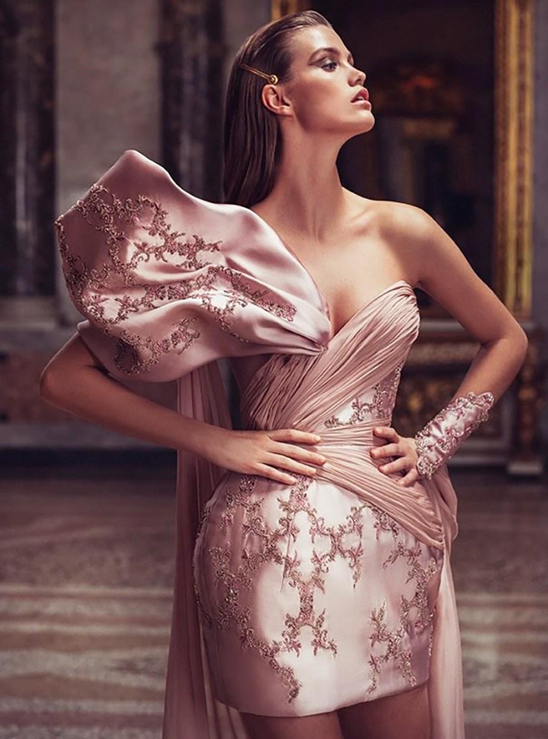 Нереально шикарно - великолепные вечерние платья от Atelier Versace