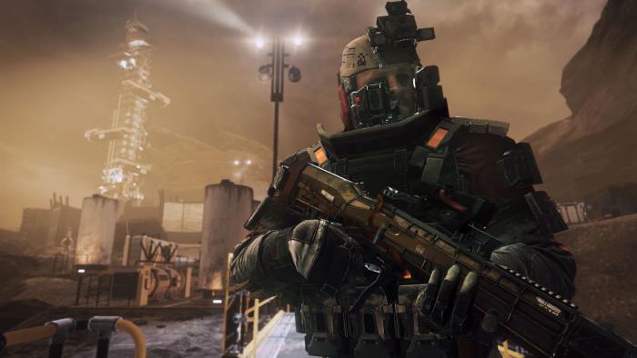 Продажи Call of Duty: Infini…