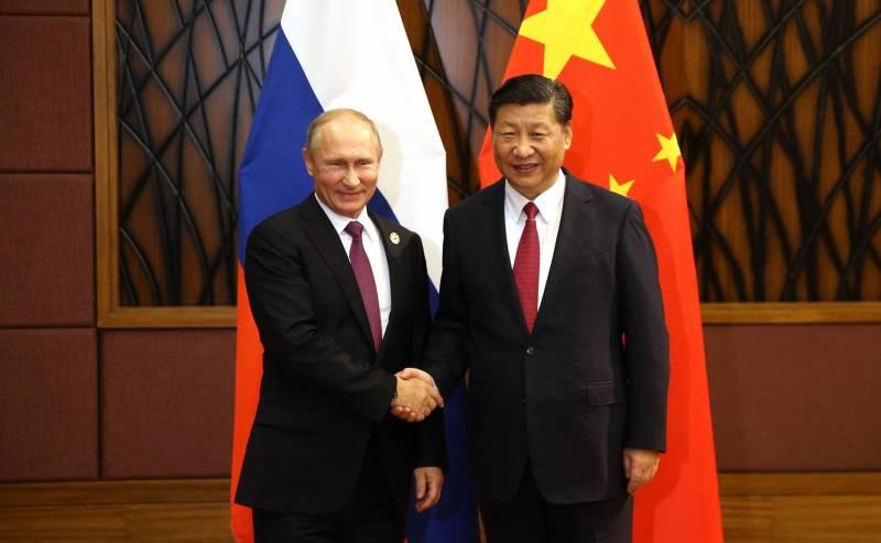 Китай доверился товарищу Си