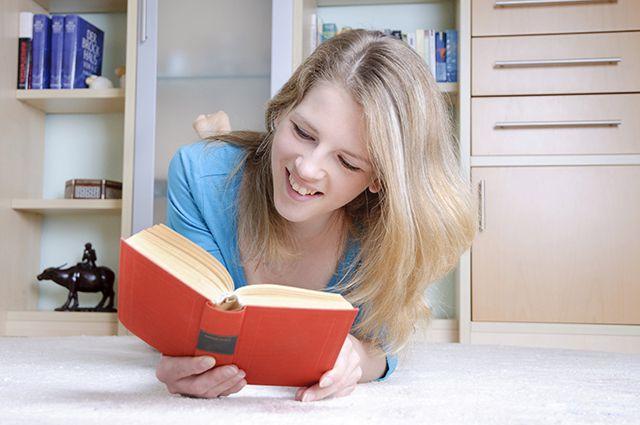 Лечебное чтение. Какие книги помогут выздороветь.