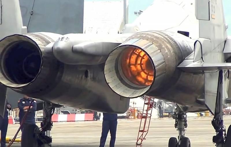 Китай не согласился с требованием России по двигателям АЛ-31Ф Техно