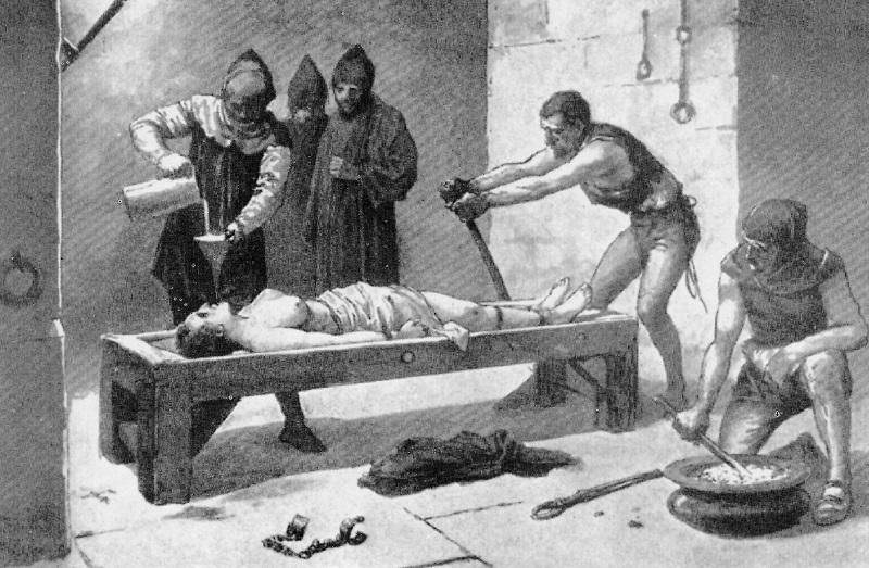 Кошмары инквизиции: как наказывали женщин, прикрываясь именем Бога