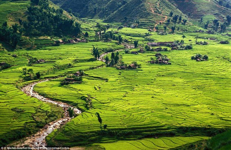 Таинственные деревни-невидимки о которых вы наверняка не знали деревни, мир, невидимки, природа, фото