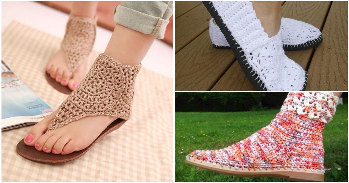 10 способов создать оригинальную обувь из старых вьетнамок
