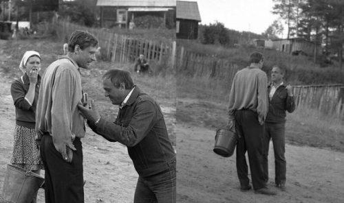 Кадры, которые не видно в кино кинохроника,отечественные фильмы,СССР