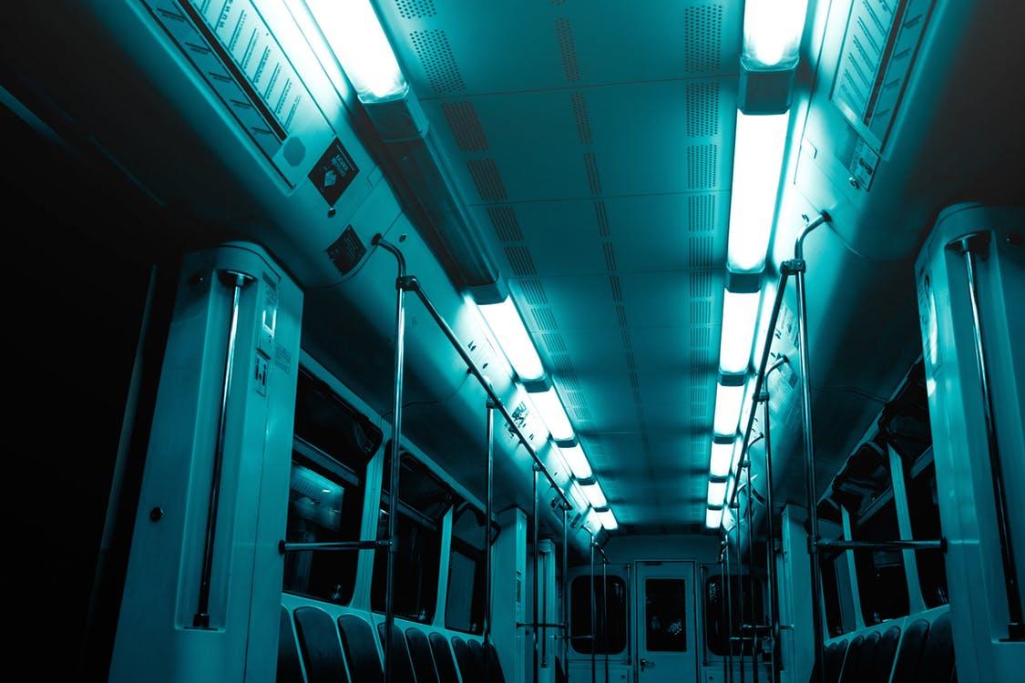 В новосибирском метро появился вагон в честь 85-летия СГУПС