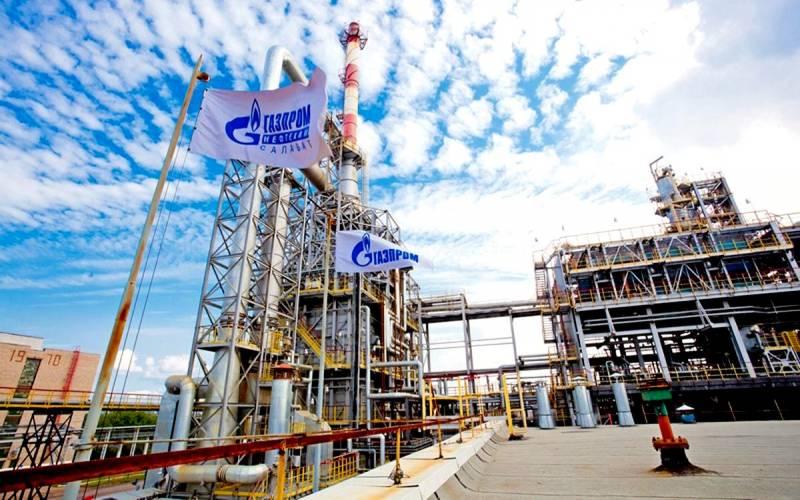 «Газпром» повесил на Россию долг в 8 миллиардов долларов