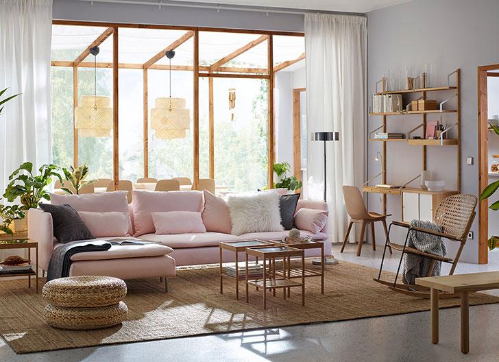 Новый каталог IKEA на 2018 год: красочный и яркий