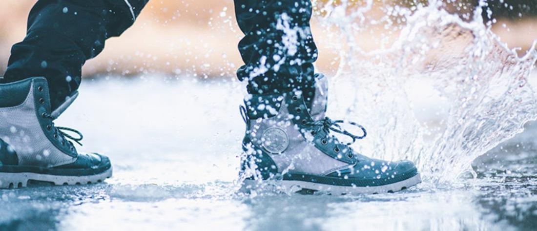 Зимой промокает обувь? Маленькие хитрости решат проблему при плохой погоде