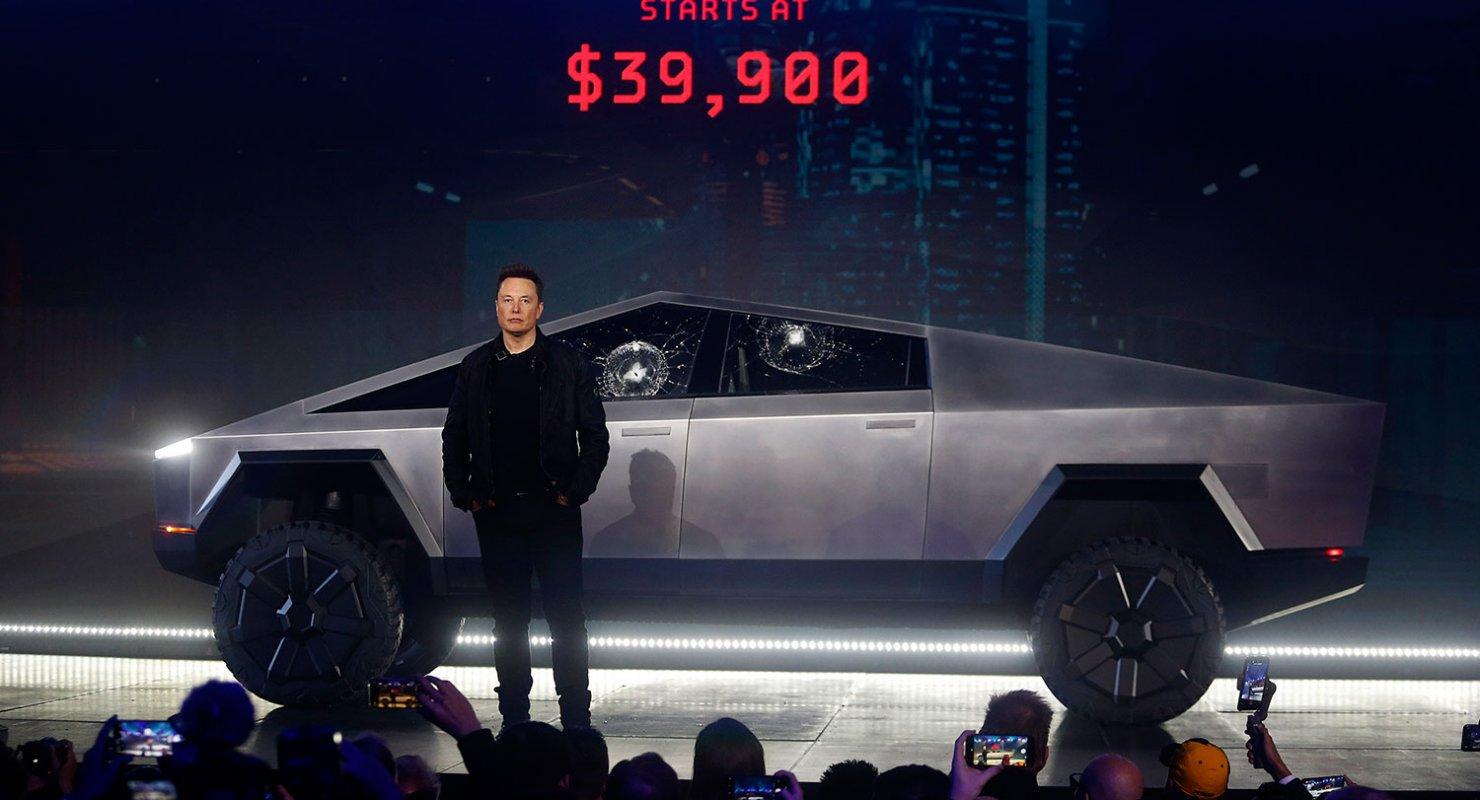 Илон Маск допускает, что Cybertruck ожидает провал Автомобили