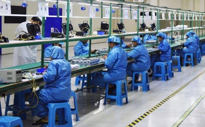 Фабрика Xiaomi из роботов будет производить до 10 млн смартфонов в год