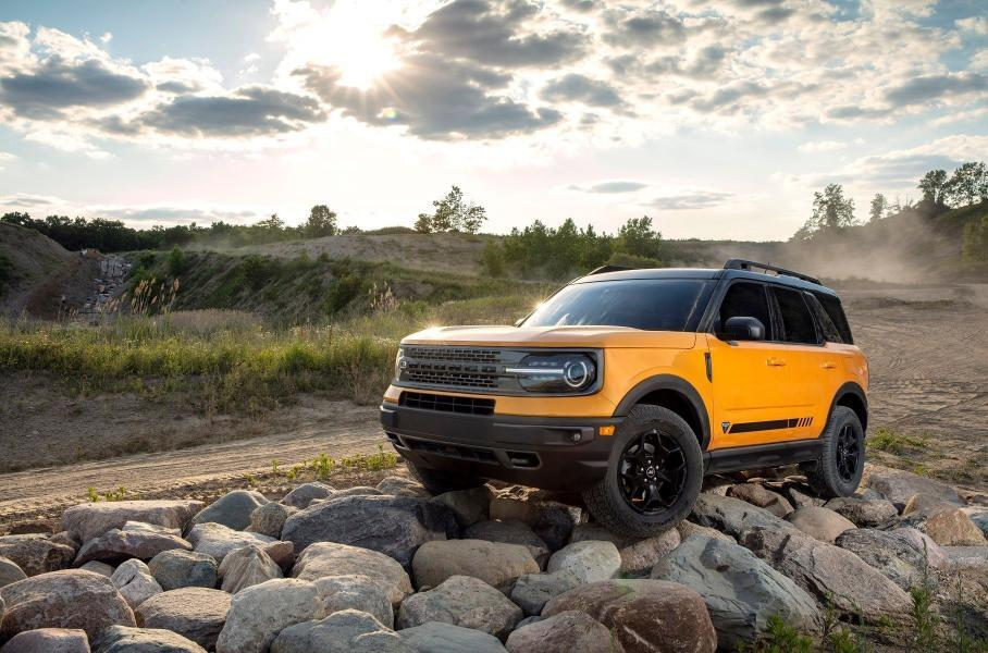 В рекламе Ford Bronco Sport с системой G.O.A.T. снялись горные козлы Новости