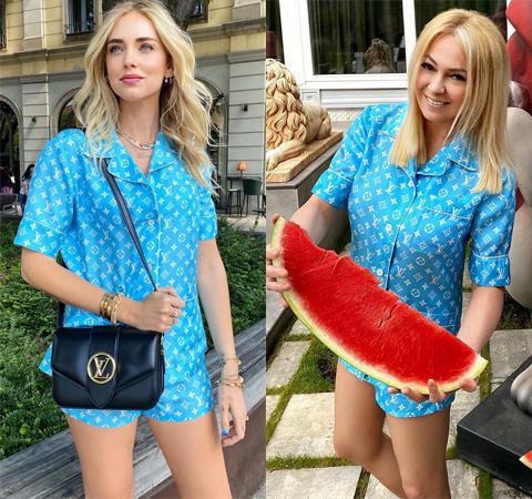 Модная битва: Кьяра Ферраньи против Яны Рудковской