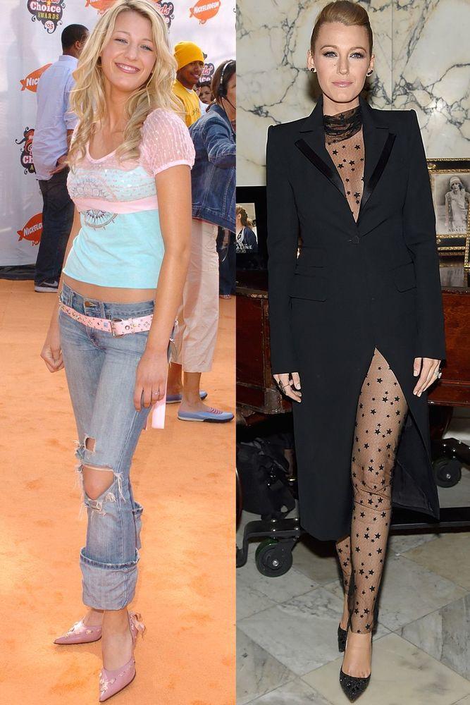 10 потрясающих «До и после»: модные преображения, фото № 14