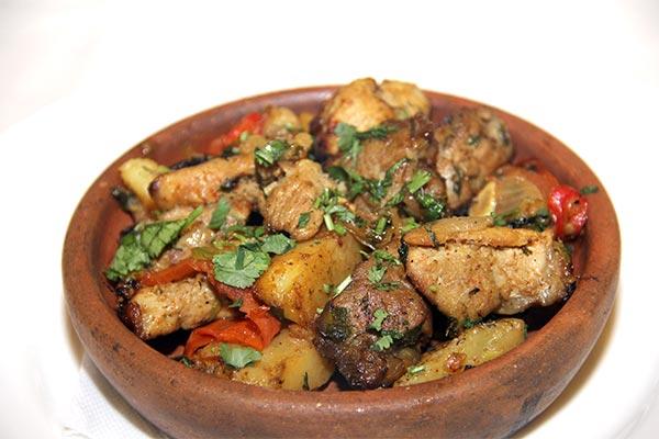 Грузинские блюда из свинины рецепты с фото