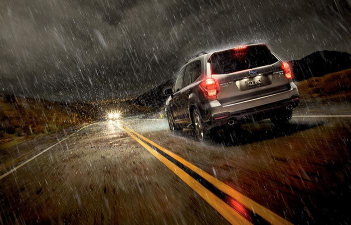 Как не получить штраф, управляя автомобилем во время дождя