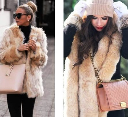 Как выглядеть стильно на улице в холода