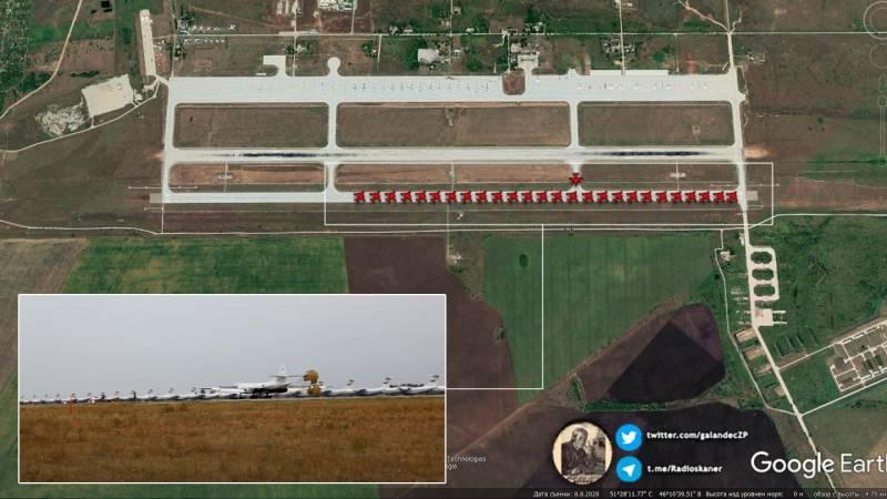 В Сети обсуждают причины масштабной переброски 27 бортов Ил-76 из Пскова в Энгельс Новости