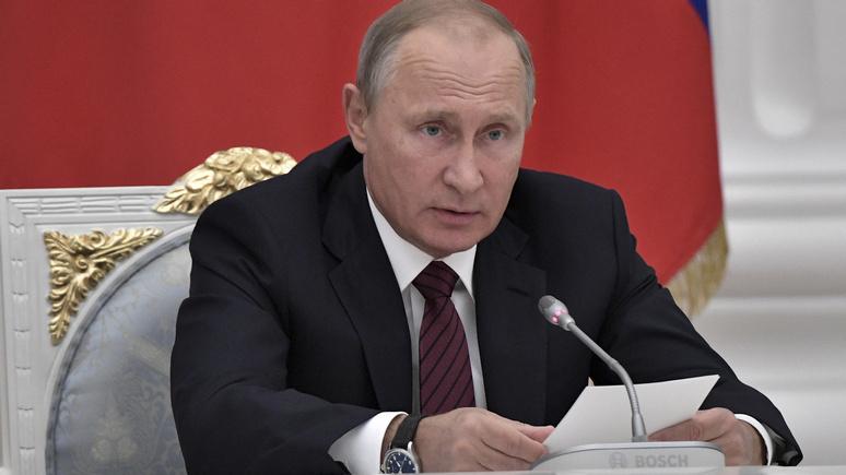Los Angeles Times: есть мнение, что Путин пойдёт на новый срок